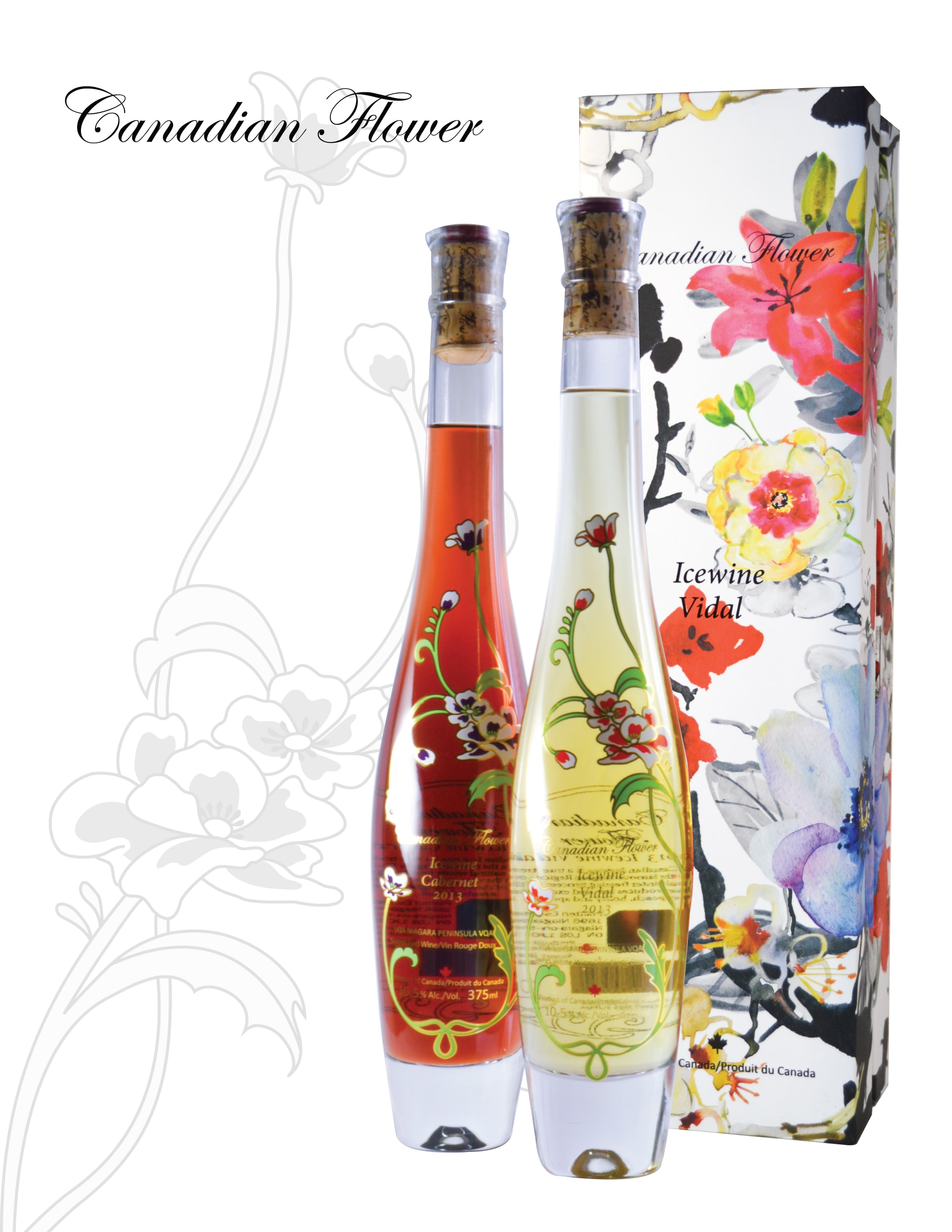 Pillitteri's Canadian Flower Icewine
