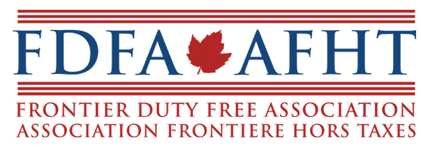 Frontier Duty Free Association Logo