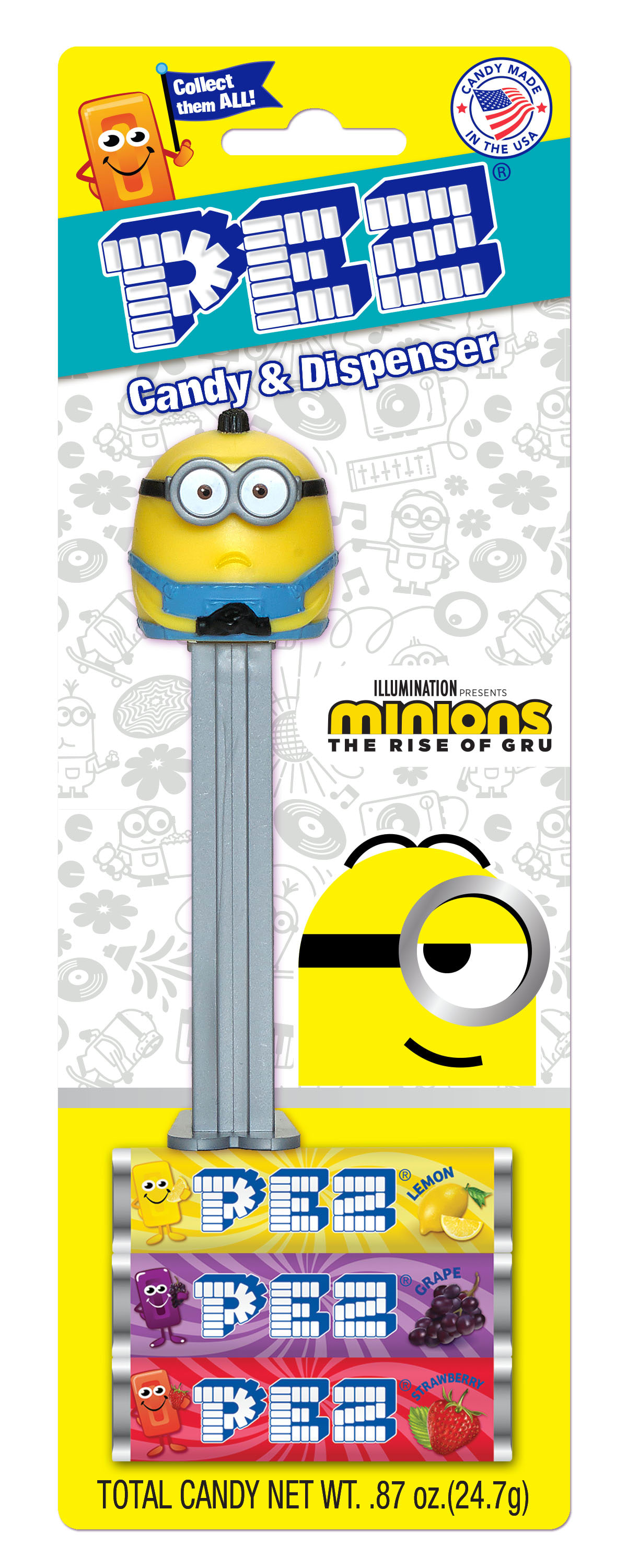 PEZ Minions Dispenser