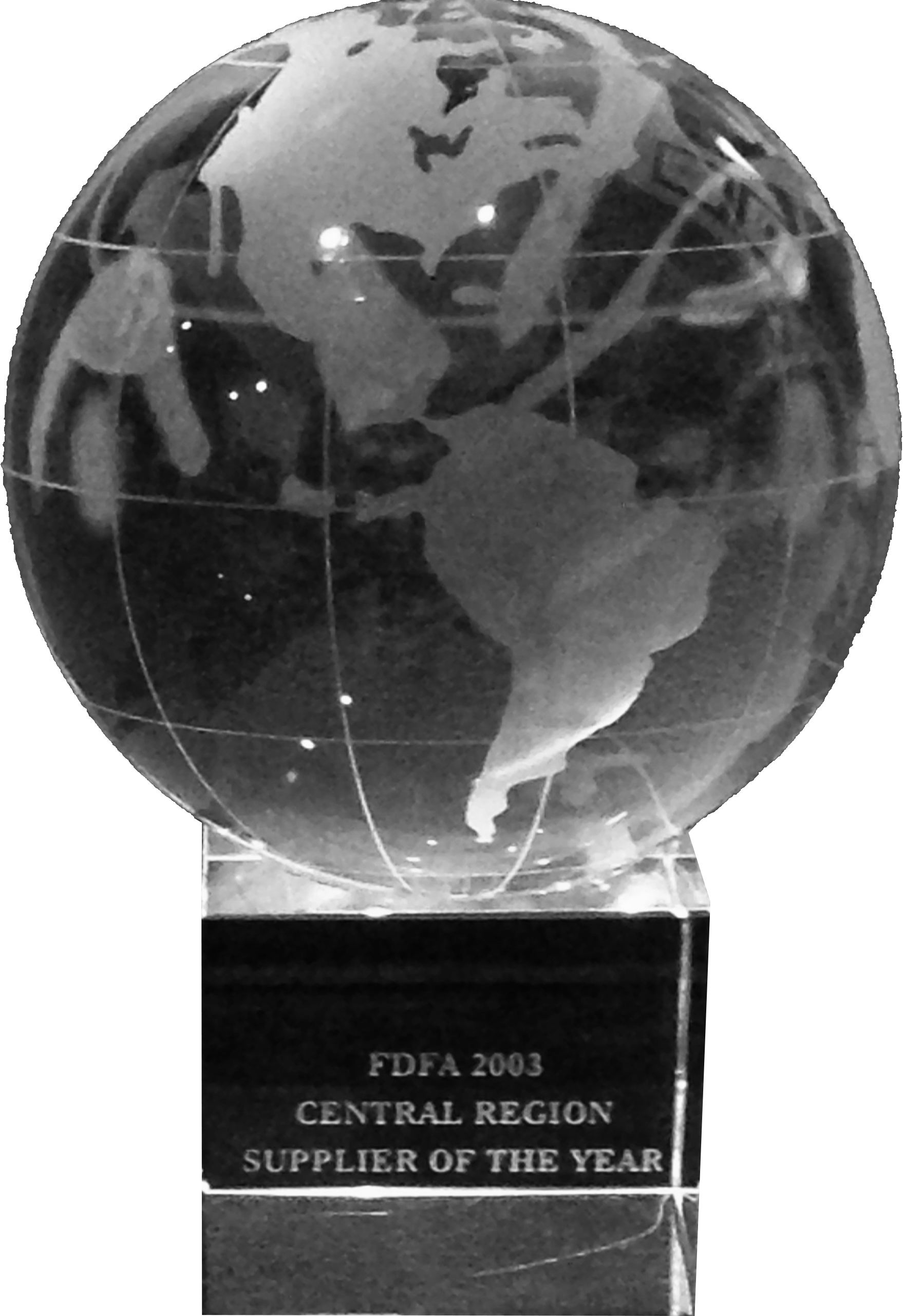 FDFA Central Region Supplier of the Year Award